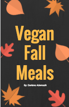Fall Vegan Recipes